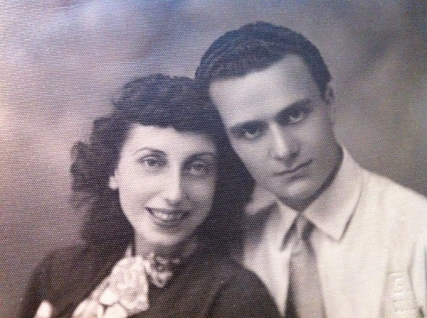 Antonio and Josephine Palmieri